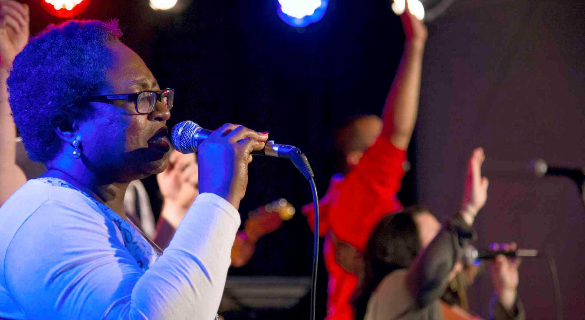 Lively Worship